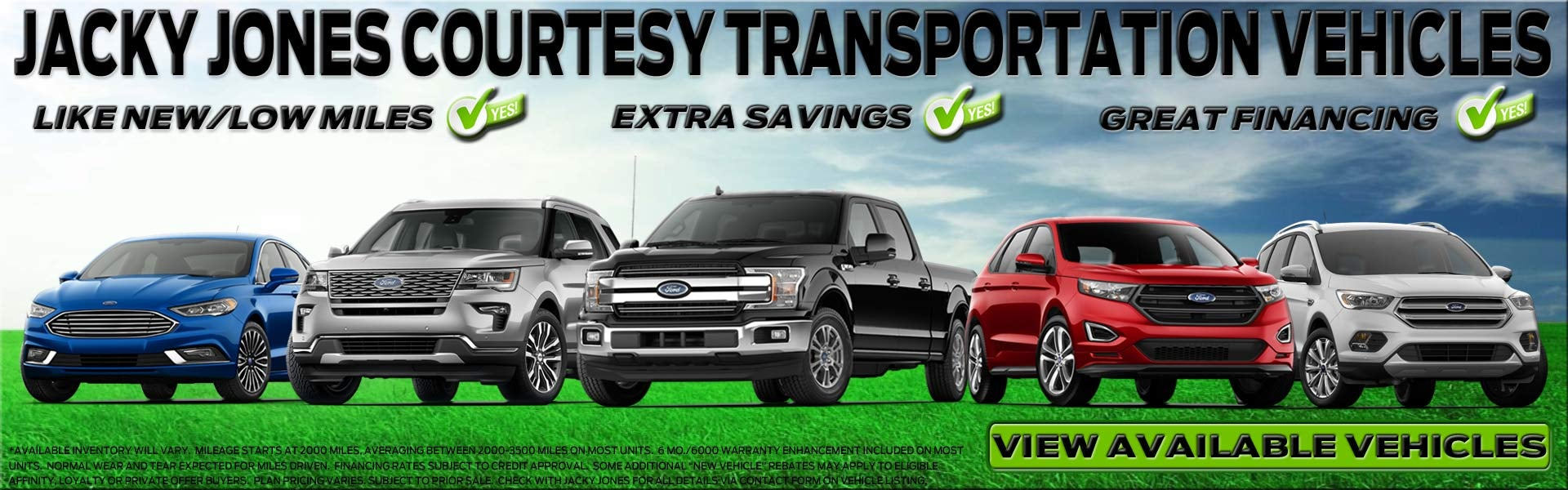 Jacky Jones Auto Group >> Ford Dealer In Sweetwater Tn Used Cars Sweetwater Jacky